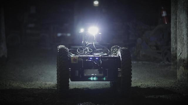 [TECH NEWS] CMU team develops a robot and drone system for mine rescues