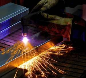 welded fabrication