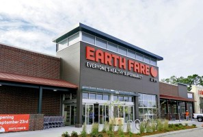 outlook of earth fare supermarket