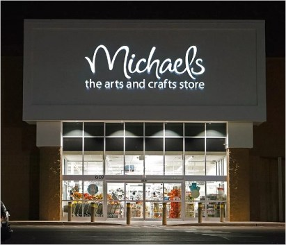 michaels the arts and crafts store
