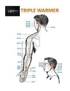 Painful Pressure Points - Triple Warmer Meridian