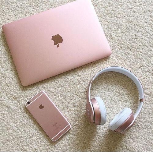 pink electronics