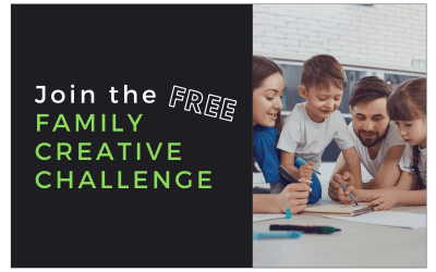 Join the Family Creative Challenge!