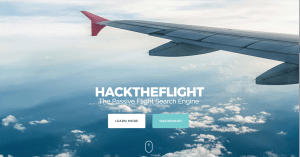 Hack The Flight