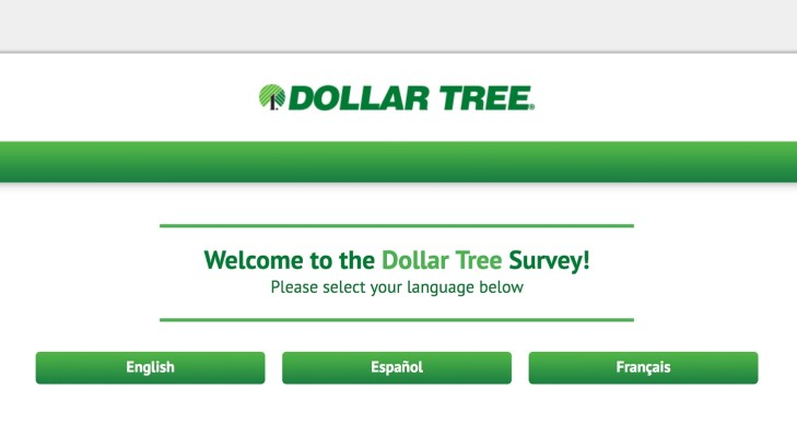 official homepage of www.dollartreefeedback.com