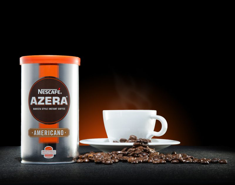 Ian Knaggs Commercial Product Photographer - Azera Coffee Cup