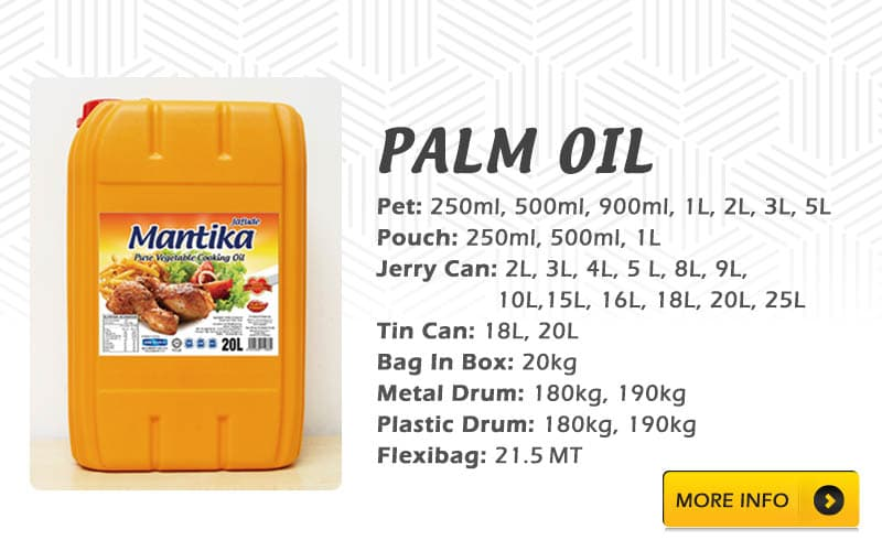 Philippines cp6 cp8 cp10 Cooking Oil Manufacturers and Suppliers-jafude mantika
