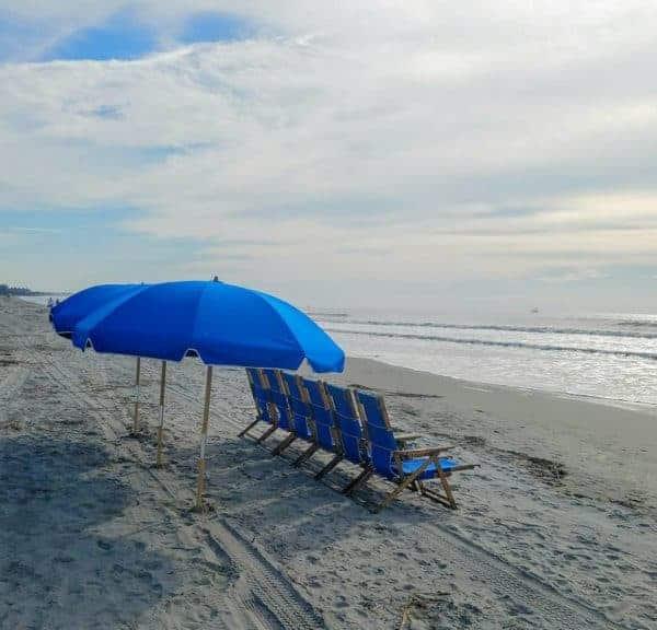 South Carolina beach vacation