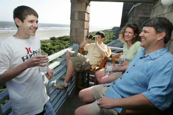 Family South Carolina vacation