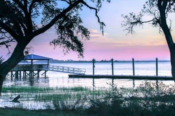 Daufuskie Island in South Carolina