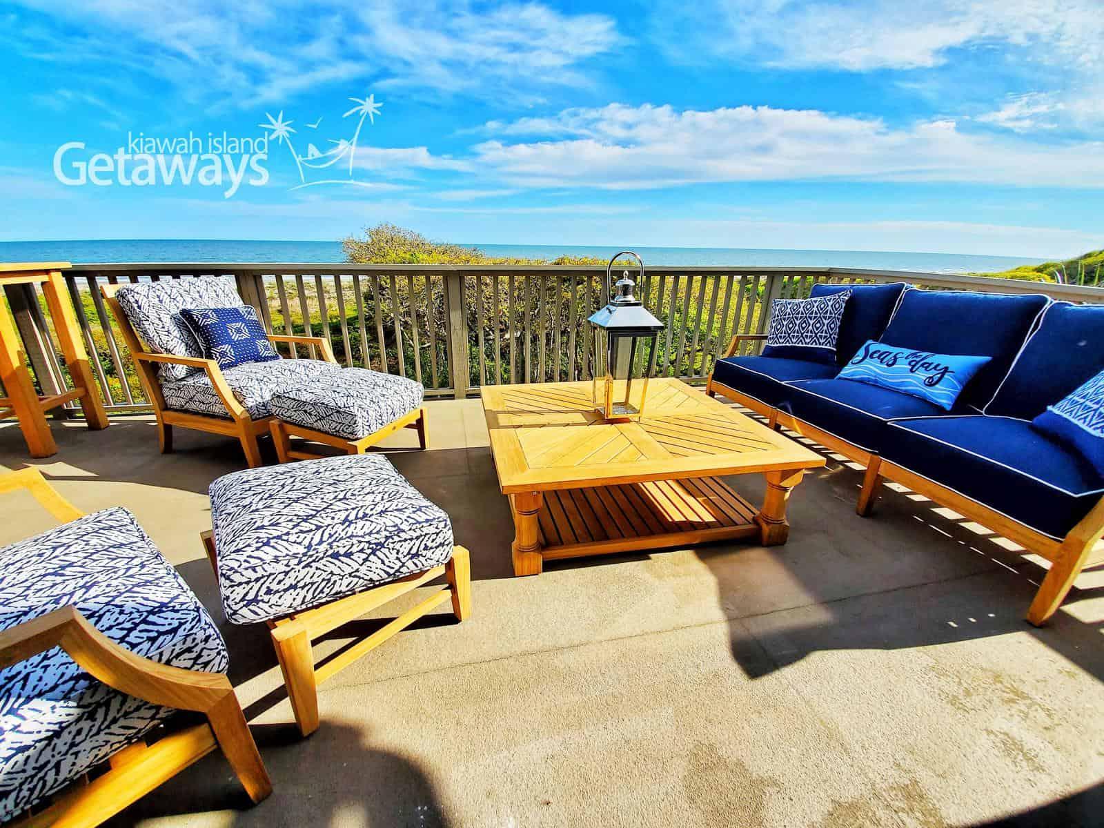 Long-term accommodations Kiawah Island