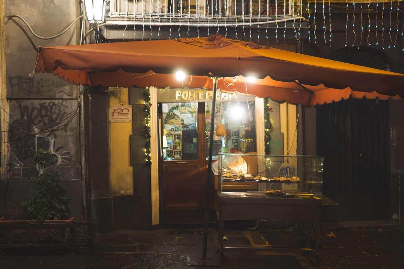 antica pizzeria porta alba