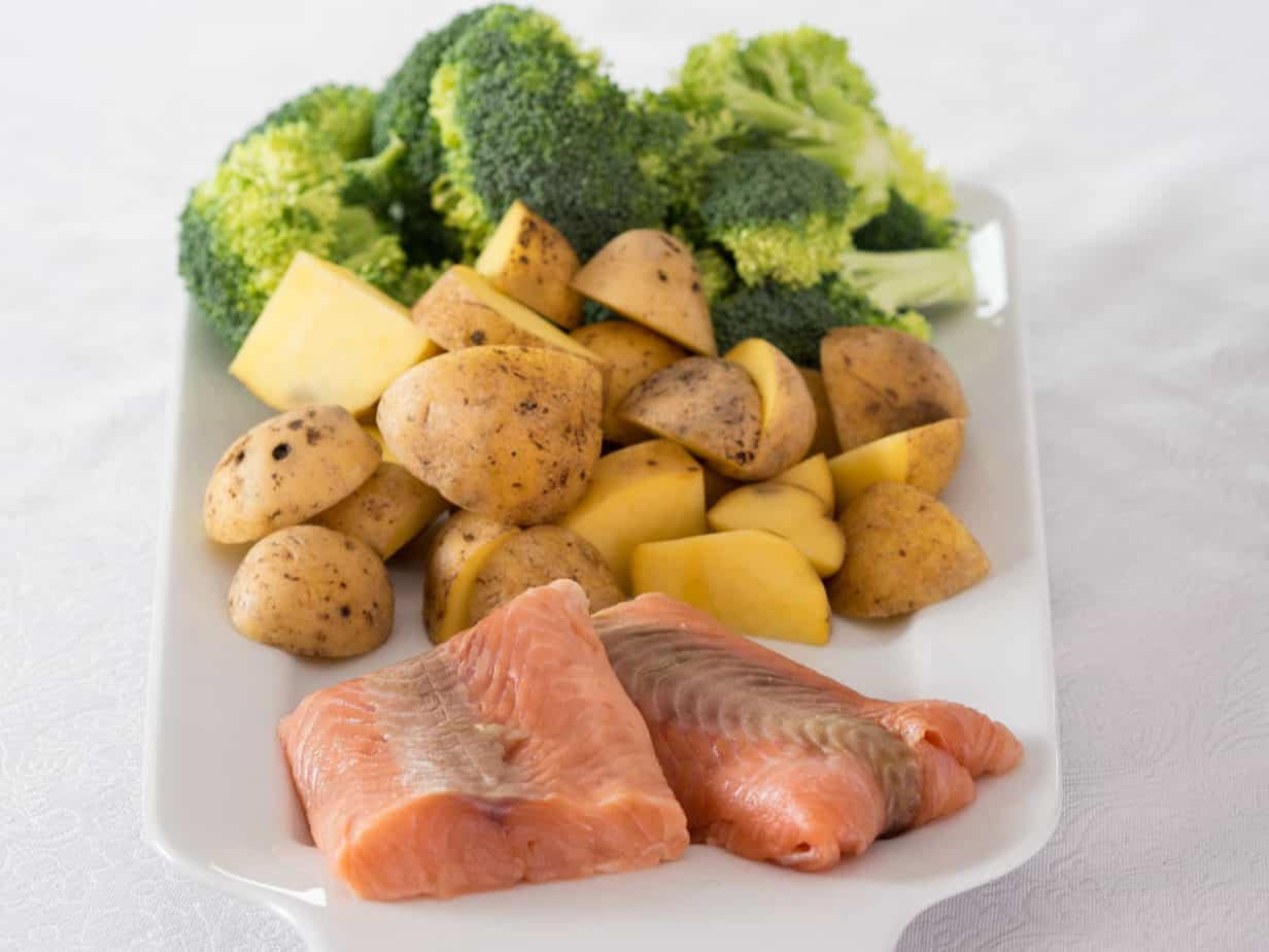 dampfgarer lachs