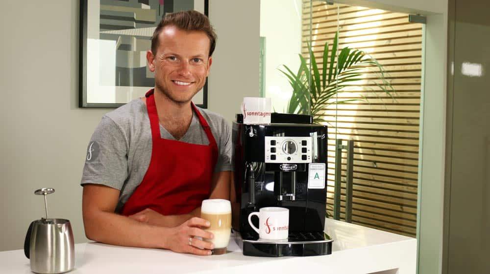 DeLonghi Magnifica S ECAM 22.110.B Kaffeevollautomat in der Übersicht