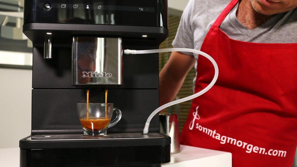 Miele CM 6350 - Espressobezug