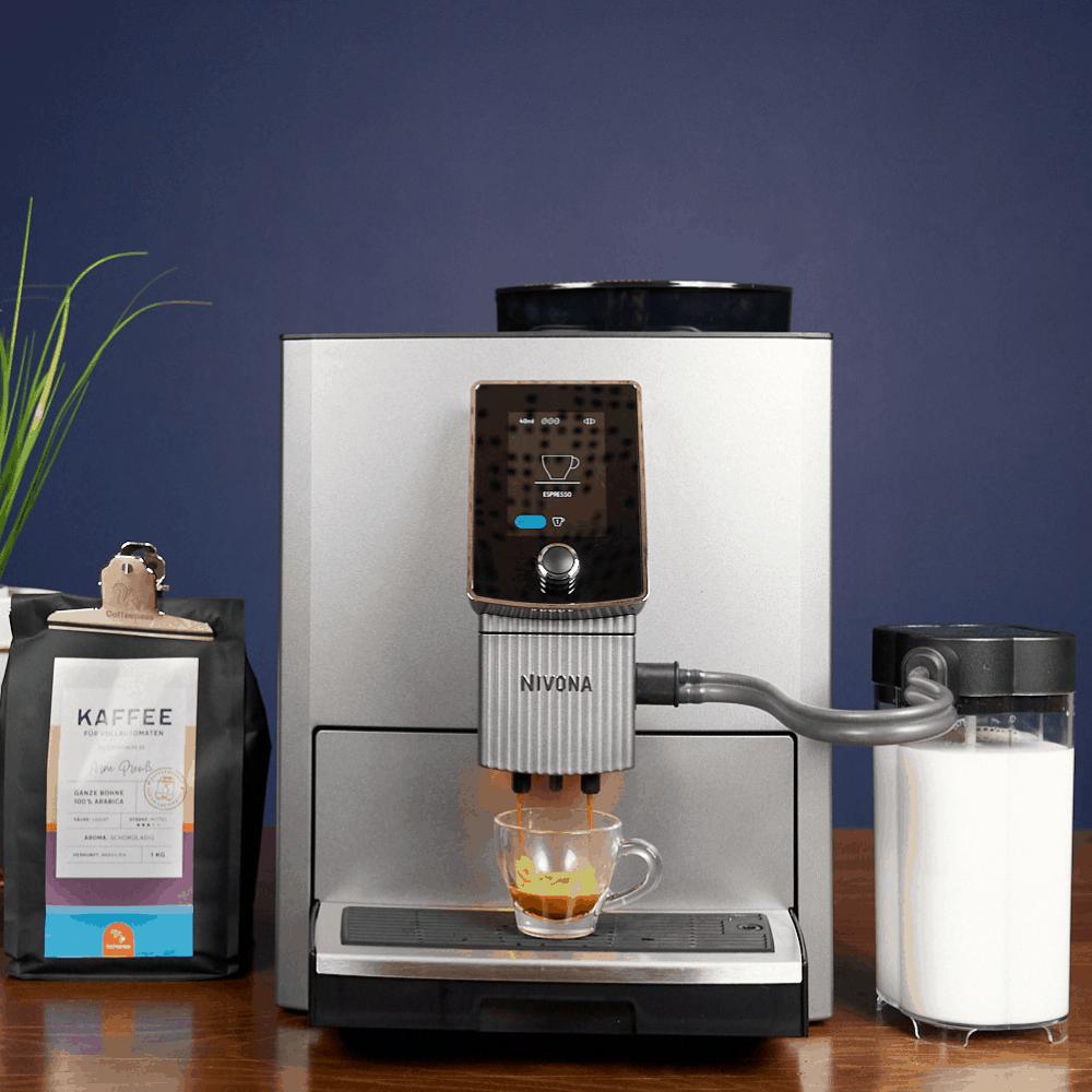 Nivona NICR CafeRomantica 1040 Kaffeevollautomat Uebersicht