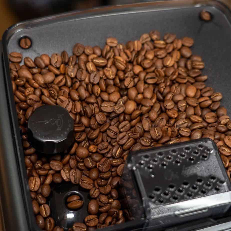 Philips EP5447 90 LatteGo Kaffeevollautomat Bohnenbehaelter
