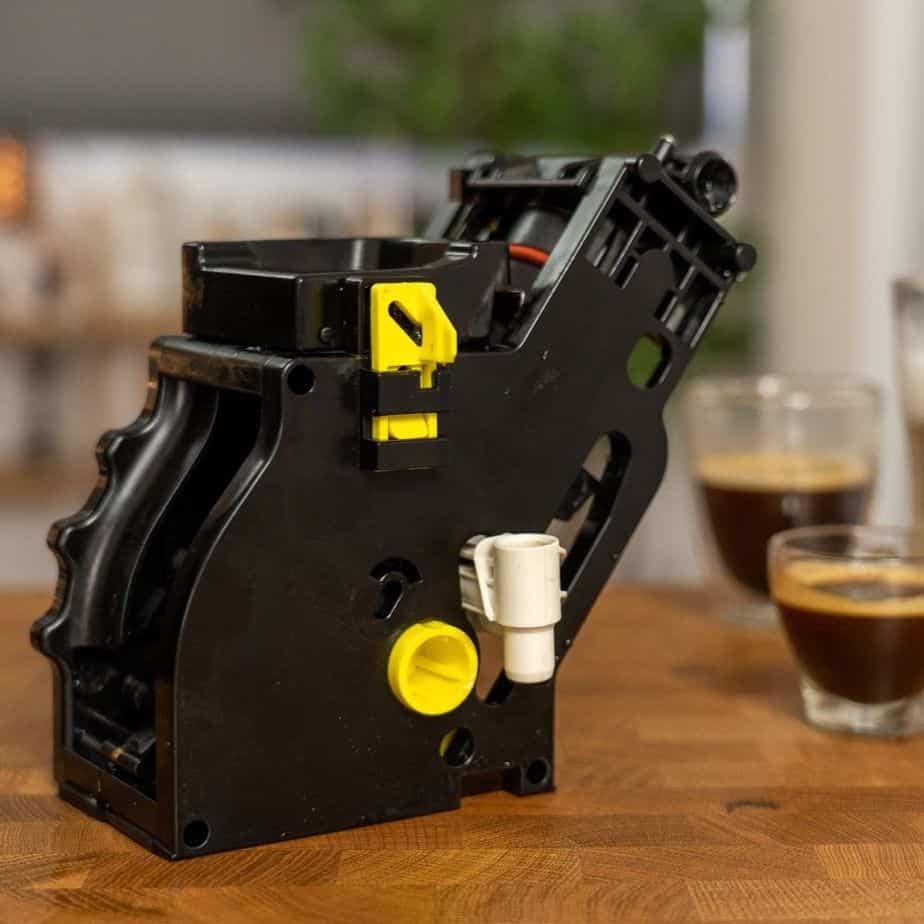 Philips EP5447 90 LatteGo Kaffeevollautomat Bruehgruppe