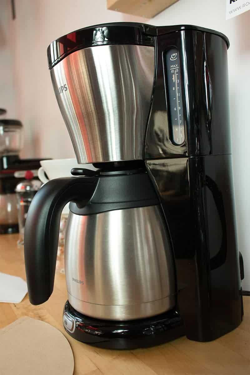 Philips HD 7546 Thermoskanne Kaffeemaschine
