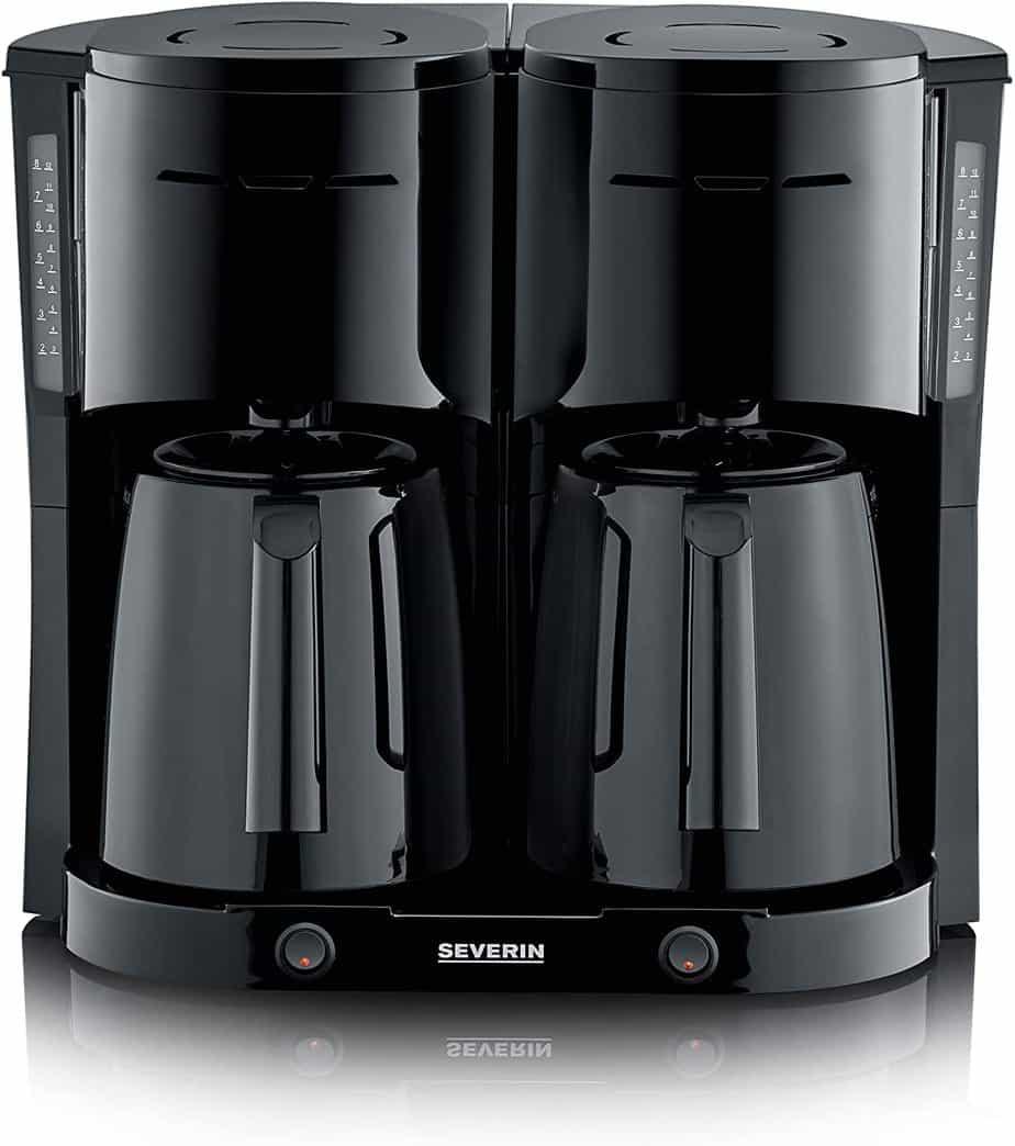 SEVERIN Duo-Filterkaffeemaschine