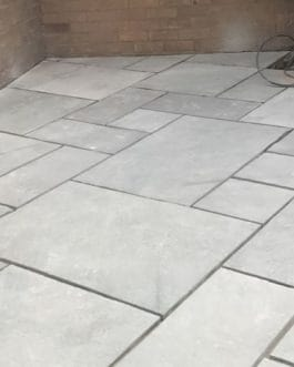 Grey Limestone 22mm Calibrated – 600mm x 900mm x 22mm – 18.36m2 (34pcs)