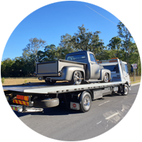 Modified Towing Icon