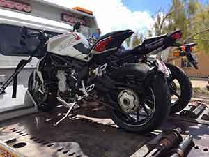 Motorcycle Slider Image