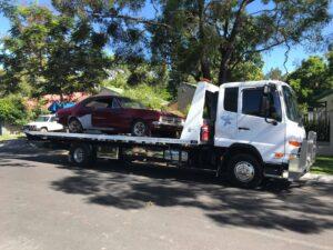 Roadside Towing Breakdown Towing