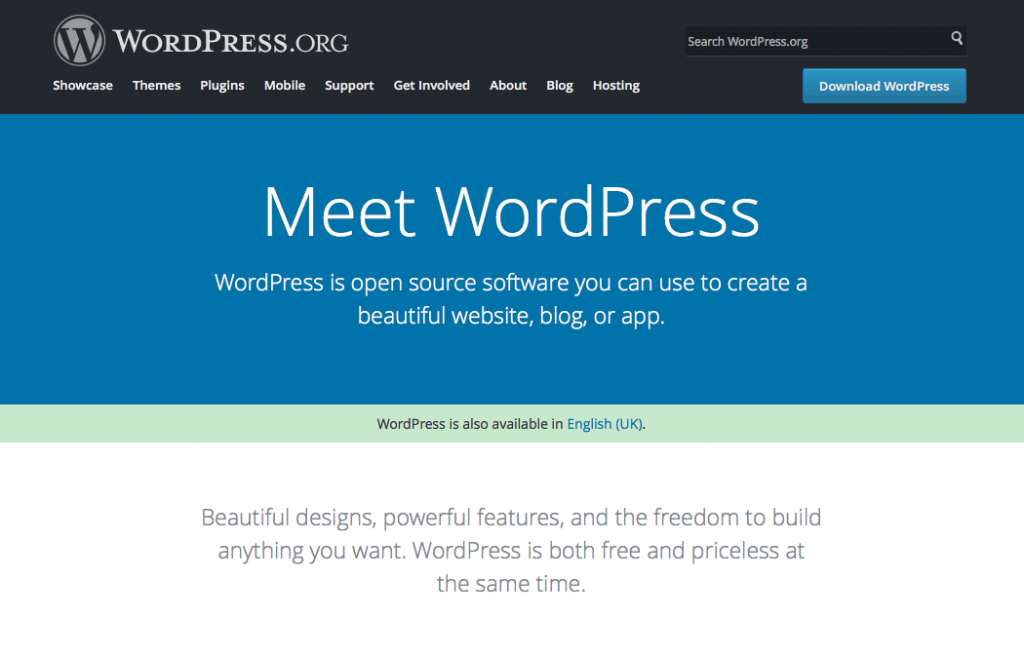 meet wordpress