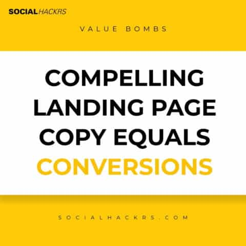 Compelling Landing Page Copy for CRO