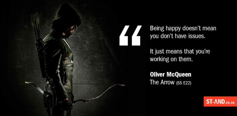 Arrow self-awareness quotation