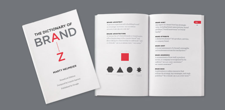 The dictionary of brand
