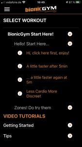 BionicGym Die Programme Teil 1 1