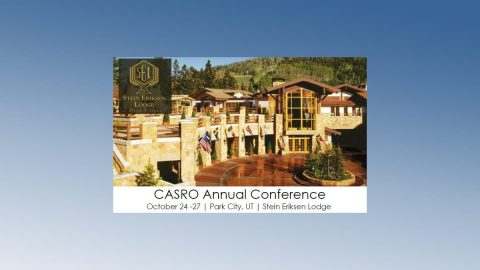 Sytel Attends CASRO Conference In Utah