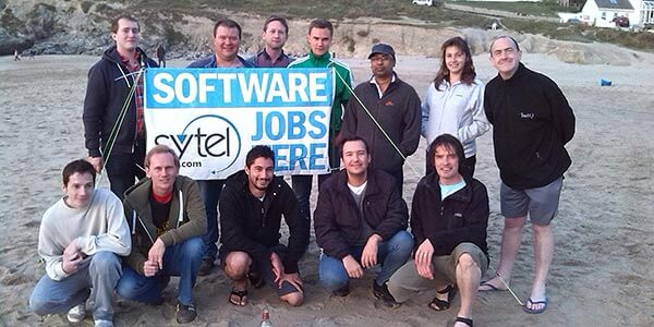 Sytel developers' retreat - Cornwall
