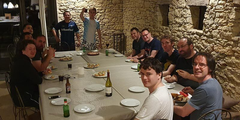 Sytel developers' retreat - Toulouse, France