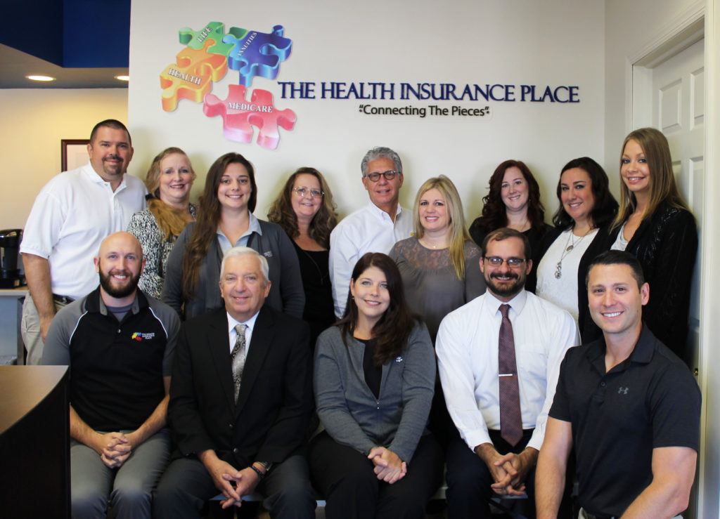 The health insurance place - Team members