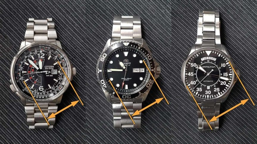 Ultimate Watch Size Guide