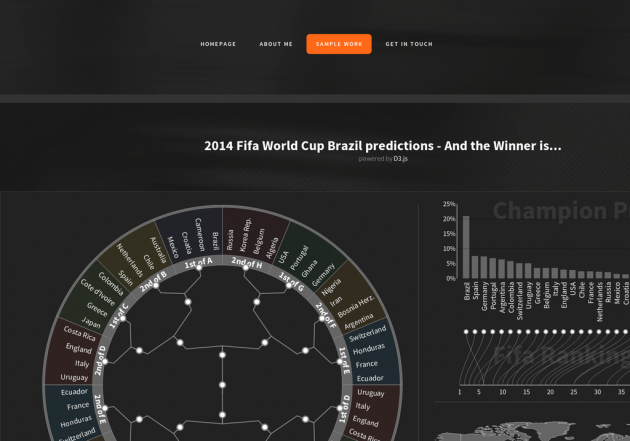 2014 Fifa World Cup Predictions - And the Winner is...