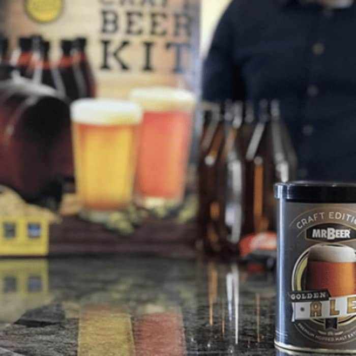 Mr. Beer Kit Review