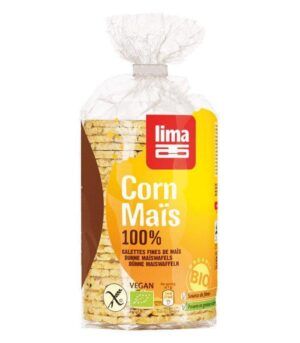 Lima ekološki koruzni vaflji