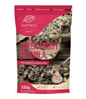Nutrisslim Bio Super Sadna Granola 320g