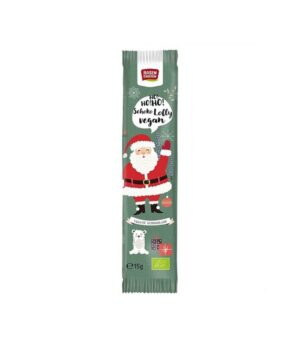 Bio veganski Čokoladni Božiček na palčki