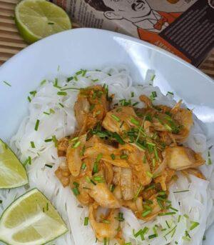 Upton's Naturals JACKFRUIT Thai Curry