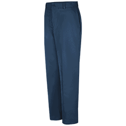 Wrinkle-Resistant Cotton Work Pant