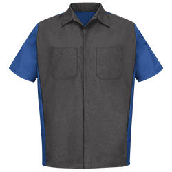 Two-Tone Crew Shirt (SS)