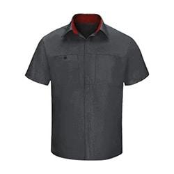 Performance Plus OilBlok Shop Shirt (SS, Red Kap)