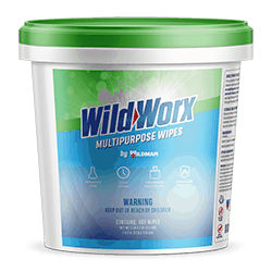WildWorx Multipurpose Wipes