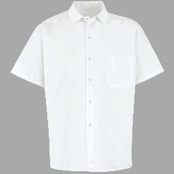 Long White Cook Shirt