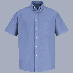 Men's Executive Oxford Dress Shirt (SS)